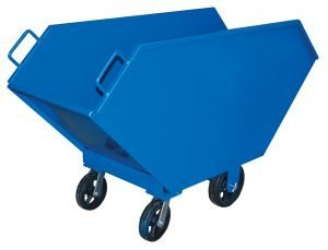 1 Cubic Yard - Chip & Waste Truck (Hopper)-0
