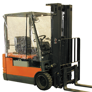 Forklift Canopies / Covers