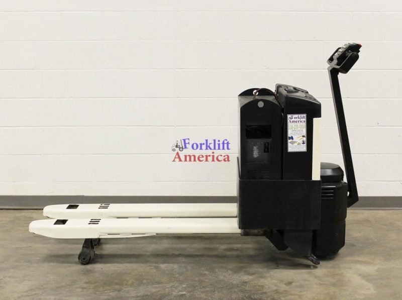 4,000 LB Crown 40GPW-3-14 Electric Pallet Jack-11842