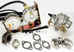 Impco BP-8H Propane (LP/LPG) Conversion Kit for Hyster/Yale Forklifts Engines