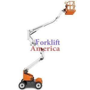 Snorkel A46JRT Articulating Boom Lift (31 Foot) (Boom Lifts)