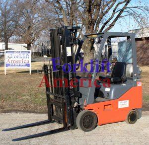 used-toyota-8fgcu15-3000-cushion-forklift-st louis-missouri